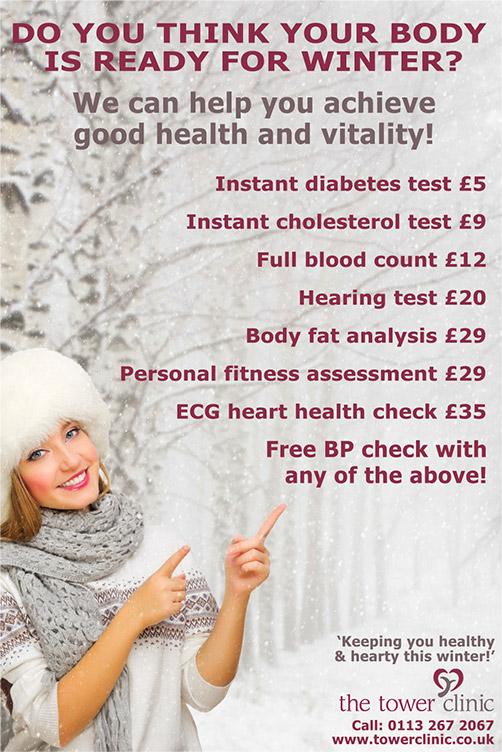 We can help you achieve good health and vitality