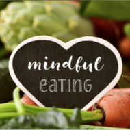 New Mindful Eating Workshops starting in January