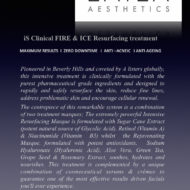 Fire and Ice treatment from  Laila Aesthetics