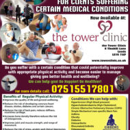 Personal Training for Clients Suffering Medical Conditions