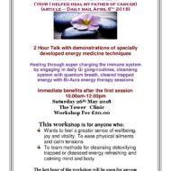 BI-Aura Therapy – A new powerful detox – cleansing Treatment for mind-body alignment